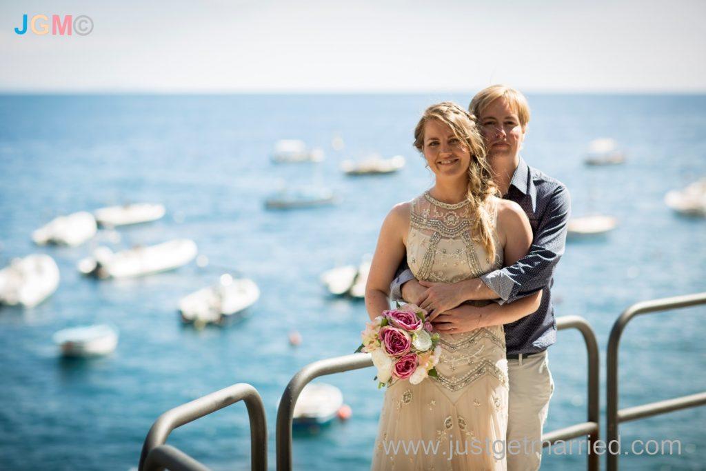 wedding hair positano weddings italy