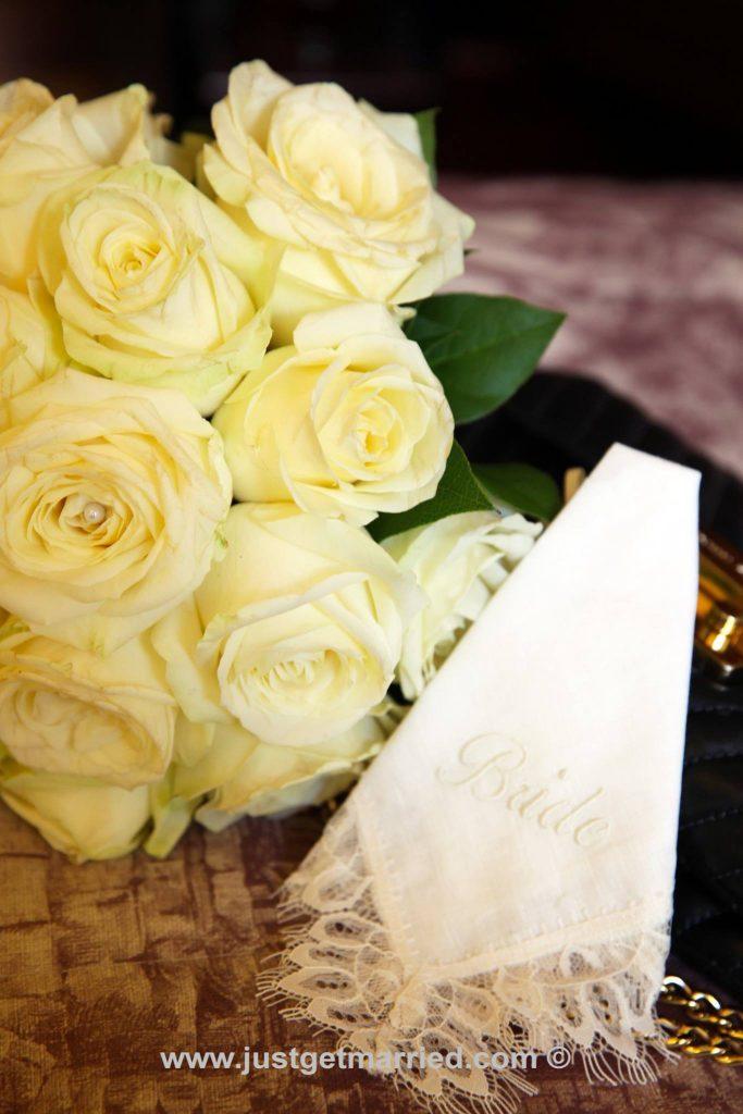 wedding flowers cream roses florist florence