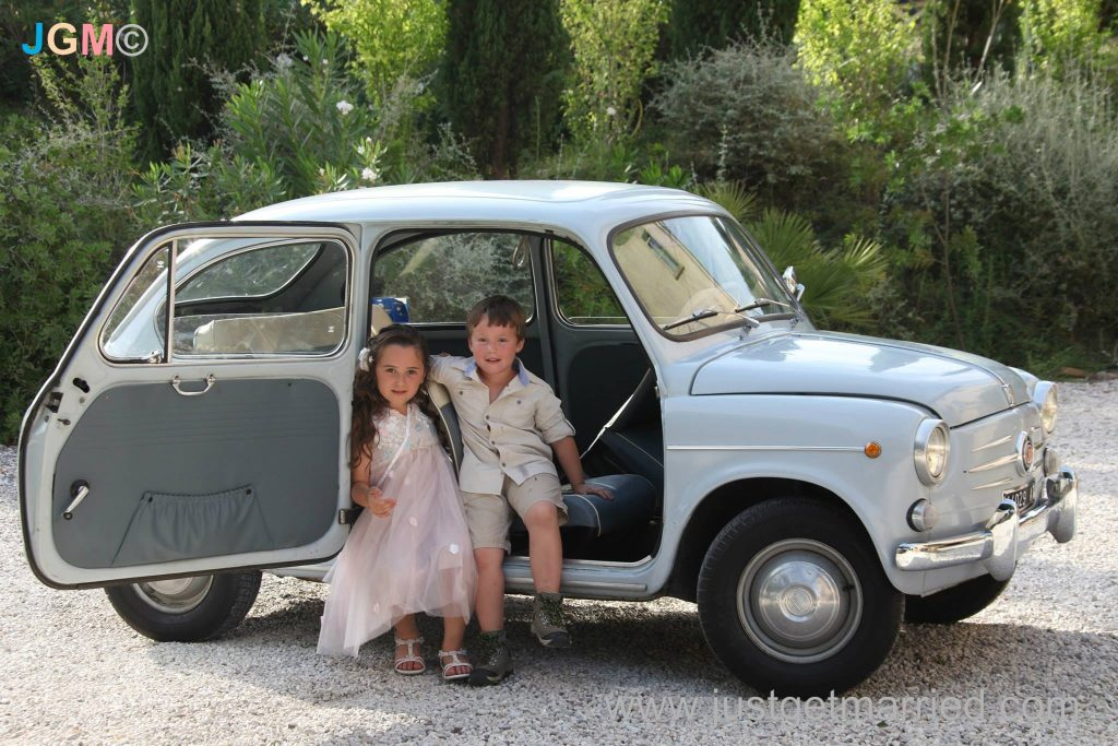 italy wedding cars vintage