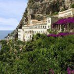 hotel ex convento dei cappuccini amalfi weddings ceremony
