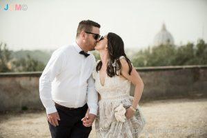 rome photographer wedding elope ceremonies