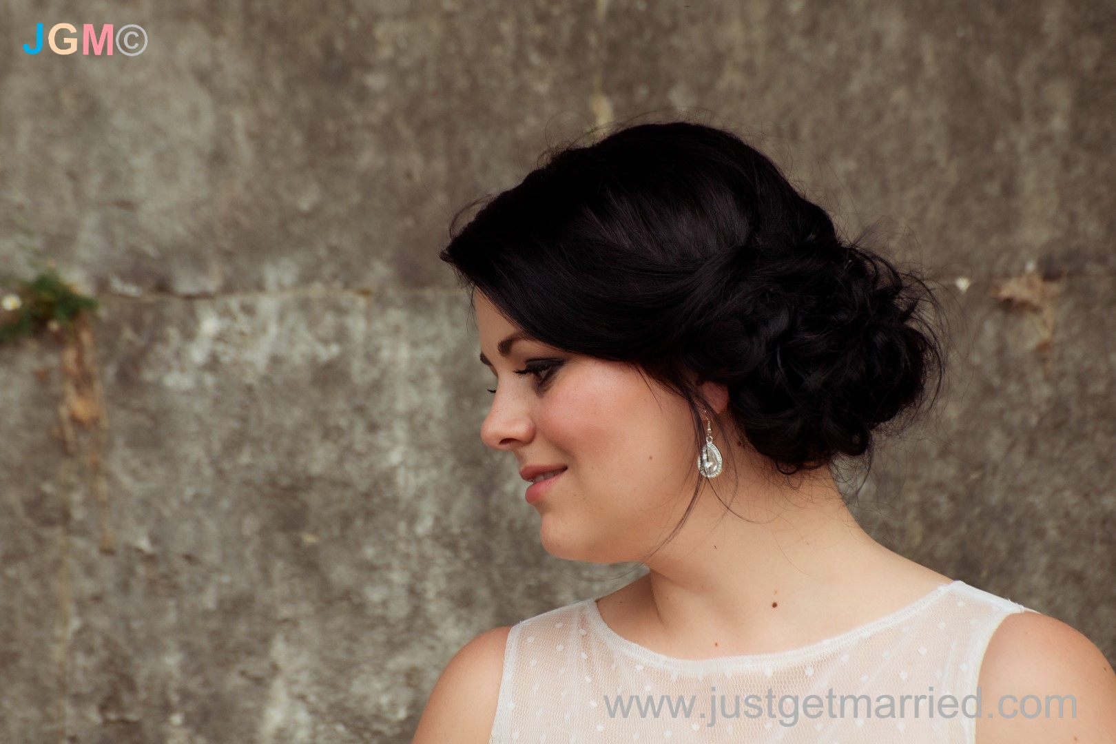 hair bride and make up for brides in rome