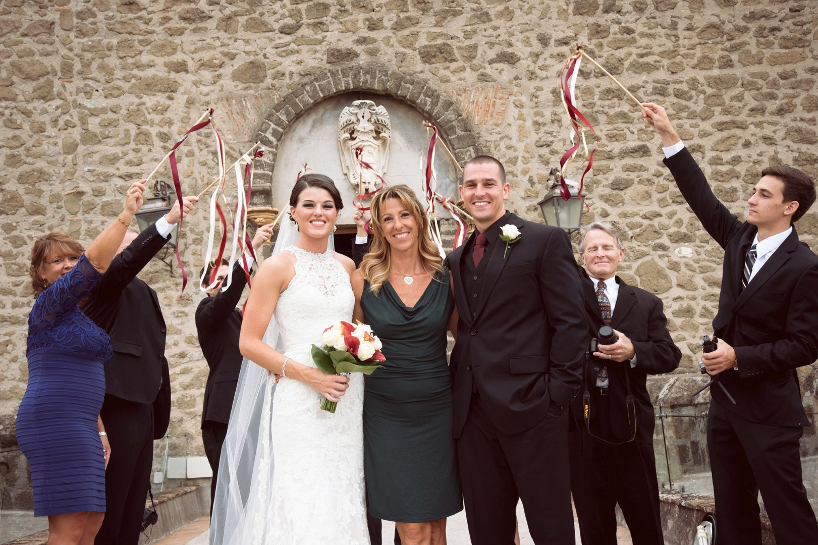 officant italy marriage abroad