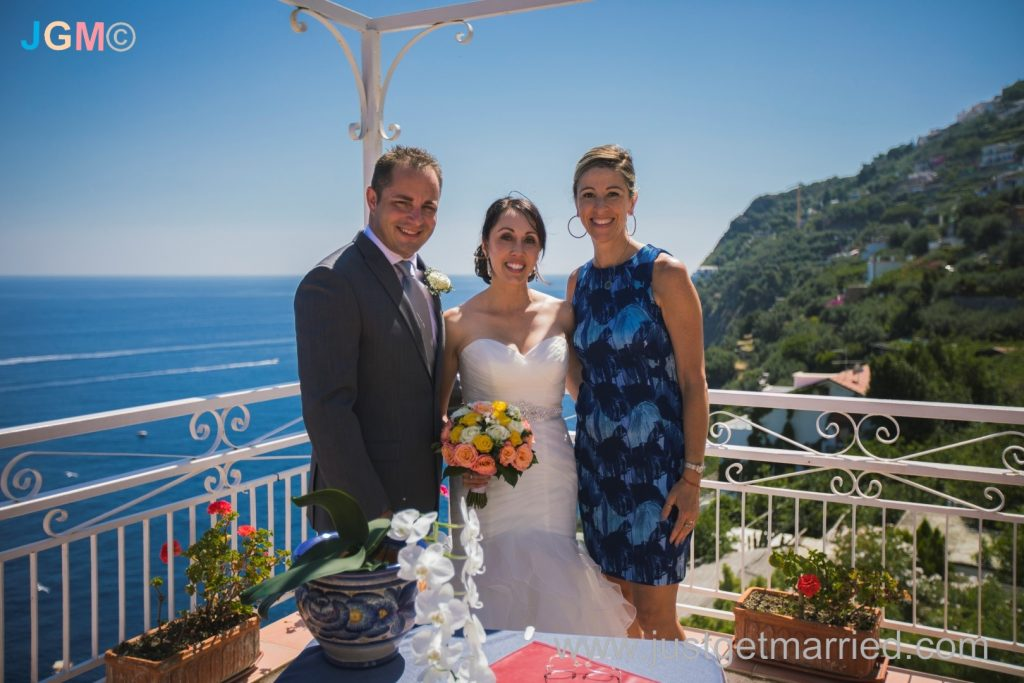 officiant italy weddings