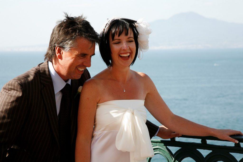 get married sorrento outdoor venue garden villa fondi ceremony marraige italy elope