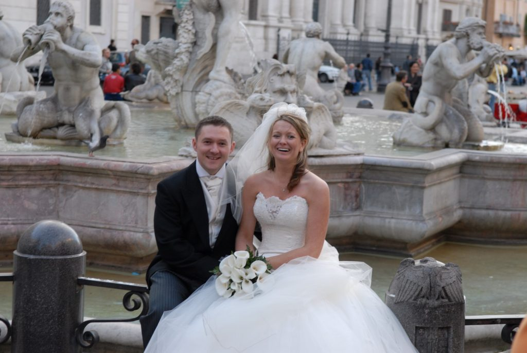rome religious irish wedding italy marraige catholic romance italy love