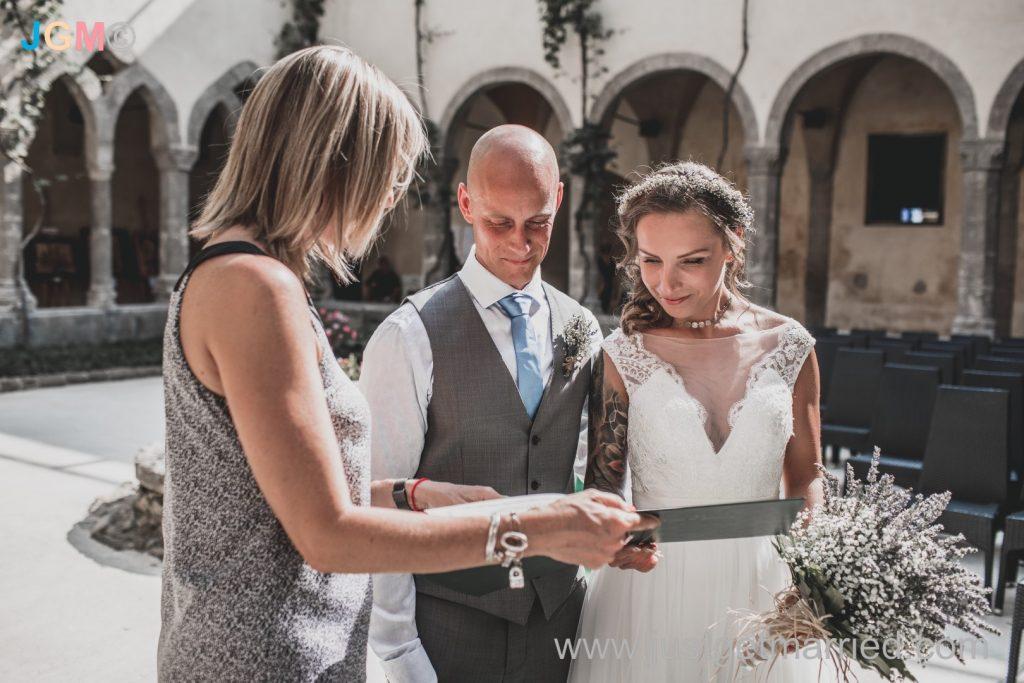 wedding sorrento planner